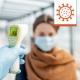 La toma de temperatura y otros datos de salud para tratar por las empresas